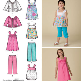 Child's & Girls' Sportswear