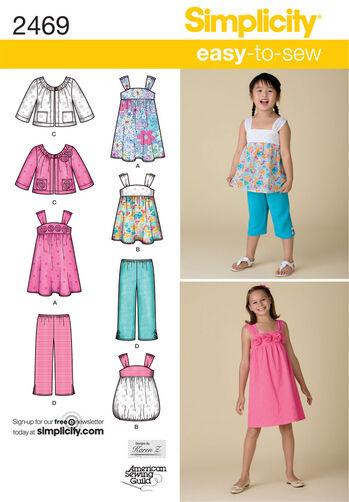 Child's & Girls' Sportswear