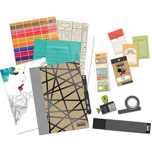 K&Company SMASH Couture Journal Bundle_30-683105