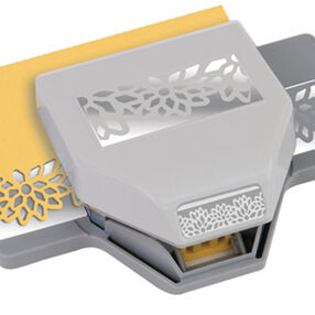 Diamond Flowers Large Edger Paper Punch_54-50088