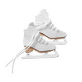 Ice Skates - White Embellishment_JJHD009B