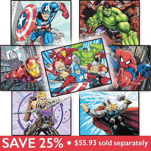 Ultimate Avengers Bundle, Pencil by Number_459901