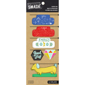 K&Company SMASH Divider Tabs_30-685857