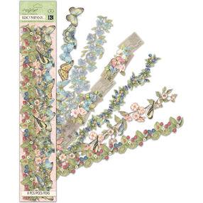 Susan Winget Floral Acetate Adhesive Borders_30-663398