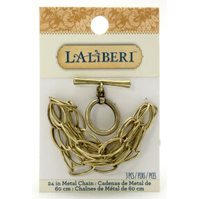 Brass Oval Links Chain_56-20101