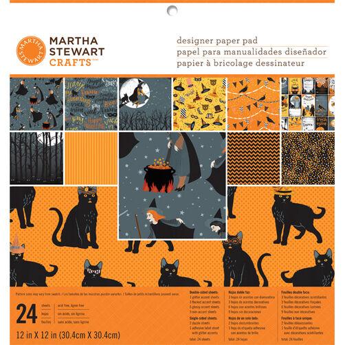Animal Masquerade 12 x 12 Paper Pad_48-20300