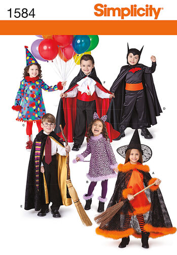 Child's Costumes