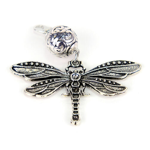 Dragonfly Scarf Pendant, _56-61151