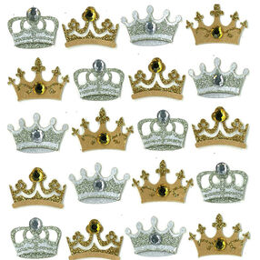 Crown Repeat Stickers _50-20912