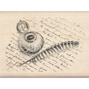 Quill and Inkwell_60-00727