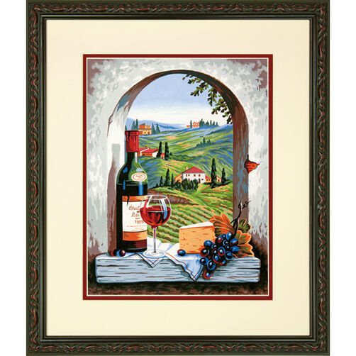 Tuscan View, Paint by Number_73-91441