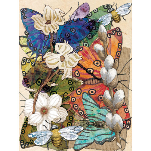 Tim Coffey Blossomwood Die-Cut Cardstock & Acetate_30-387478