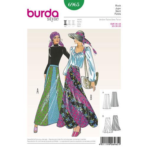 Burda Style Pattern 6965 Vintage