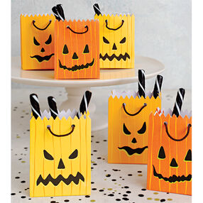 Monster Pumpkin Treat Bag Kit_48-20325