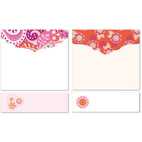 Lily Ashbury Raspberry Lemonade Adhesive Journal Notes_30-682634