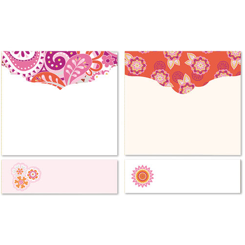Lily Ashbury Raspberry Lemonade Adhesive Journal Notes_30-682634