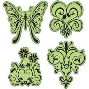 Butterfly Garden Stamps_65-32058