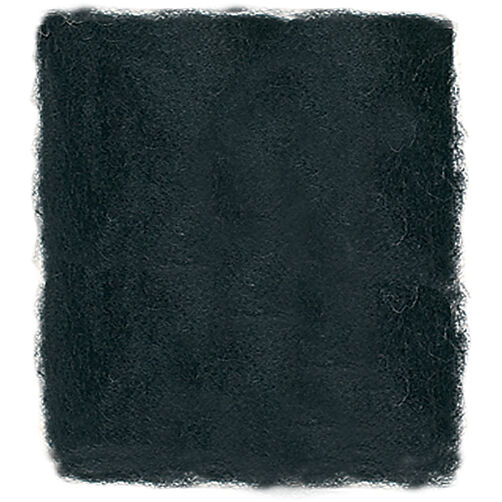 Bulk Black Wool Roving, Needle Felting_72-73838