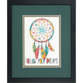 Dreamcatcher, Counted Cross Stitch_70-65158