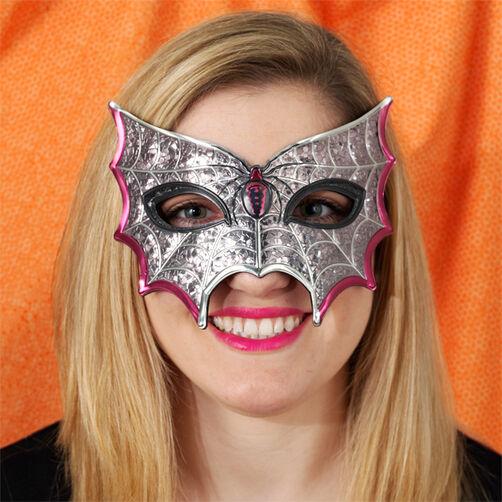 Spiderweb Decorative Mask_48-20309