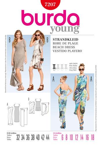 Burda Style Beach Dress