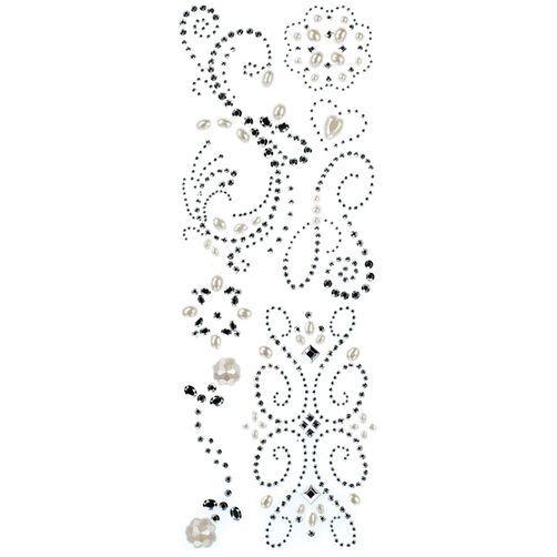 Elegance Swirl Adhesive Gems_30-601697