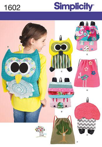 Child's Backpacks
