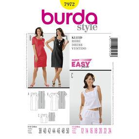 Burda Style Pattern 7972 Dress
