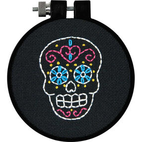 Sugar Skull, Embroidery_72-74819
