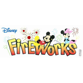 Disney Fireworks Titlewave Stickers_51-60010