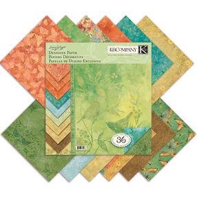 Susan Winget Nature 12x12 Designer Paper Pad_30-389267