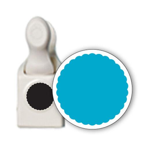 Scalloped Circle Punch _M283024