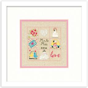 Wedding Sampler, Embroidery_72-74052