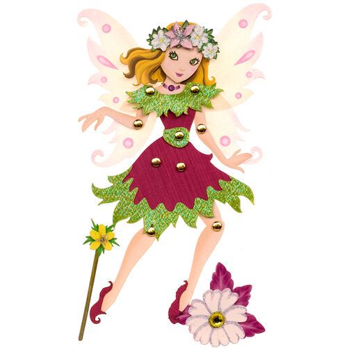 Poseable Fairy_50-50526