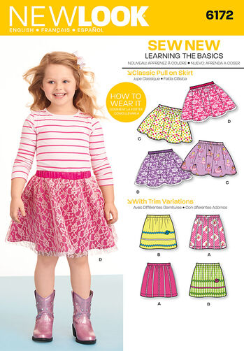 Child's Skirts