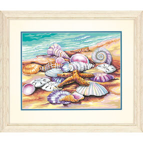 Shells, Paint by Number_73-91526