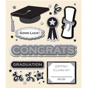 Graduation Sticker Medley_30-586659