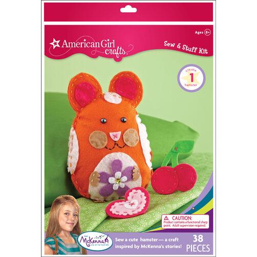 Sew & Stuff Kit, 2012 Girl of the Year McKenna™ Hamster_30-667457