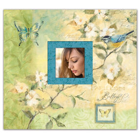 Susan Winget Botanical 12x12 Scrapbook_30-615212