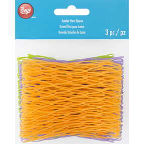 Jumbo Yarn Sleeves 3 Count