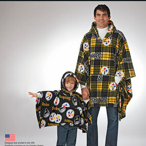 It's So Easy Stadium Poncho in Two Sizes