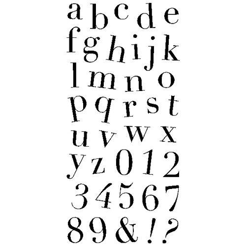 Chelsea Alphabet_97717