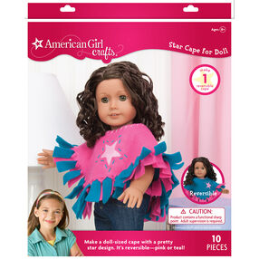 American Girl Star Cape for Doll_30-695474