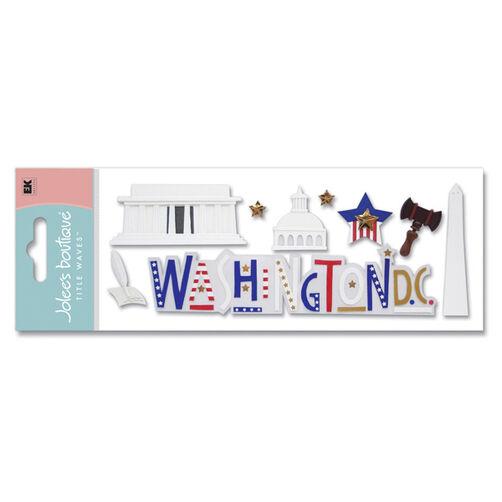 Washington DC Title Stickers_SPJT68