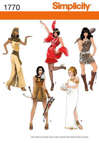 Misses' Costumes