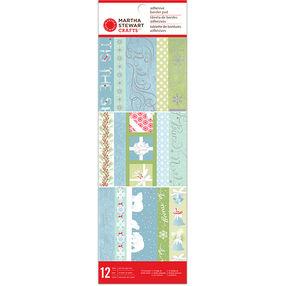 Frosty Elegance Adhesive Border Pad_48-30252