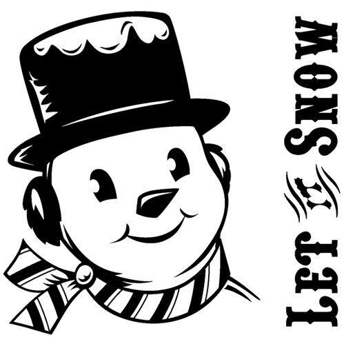 Snowman_60-30277