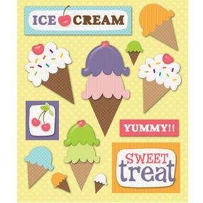 Ice cream Party+Snow Cones Sticker Medley_30-586475