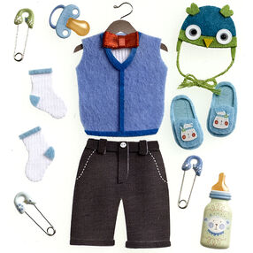 Baby Boy Outfit Stickers_50-21607
