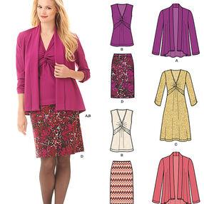 Misses' Knit Sportswear
